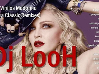 Dj Looh - Mix Madonna (Ultra Classic Remixes)