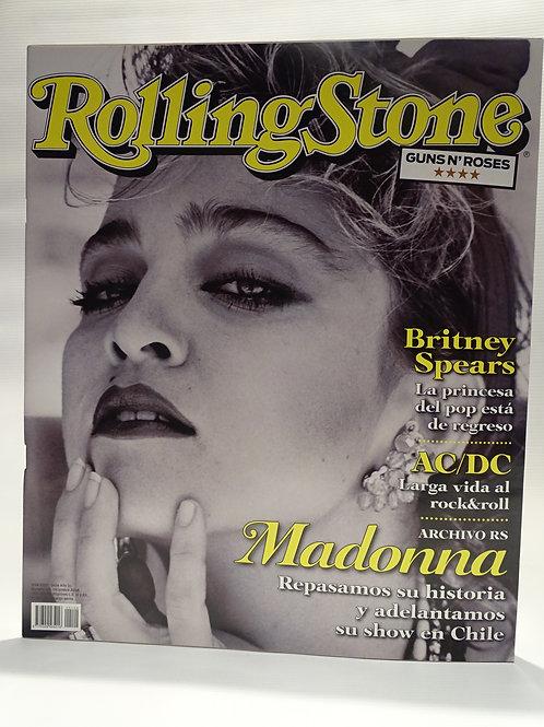 Rolling Stone Magazine Chile 2008