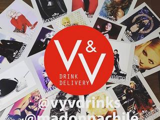 Haz tu pedido en VYV Drink y llévate un regalo de Madonna!