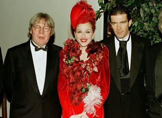 """""""Evita"""": el detrás de escena de la película más controversial de Alan Parker, protagonizada por Mado"""