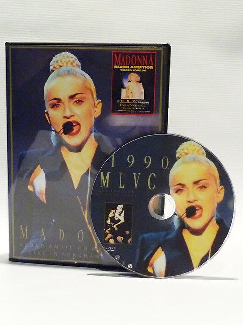 Blond Ambition Tour Live Yokohama, Japan 1990