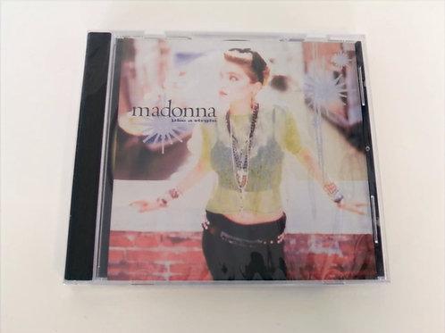 Like Virgin Chilean CD Single 2001