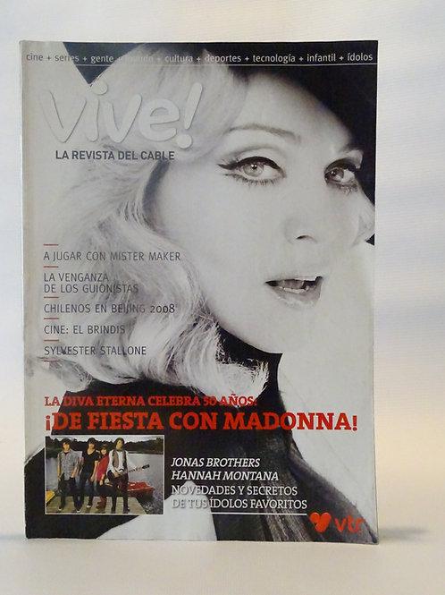 Vive! Chile 2008