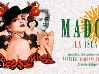 """LA ISLA BONITA - The Madonna Party"""