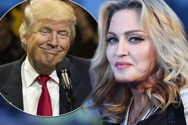 MAIN-Madonna-Donald-Trump