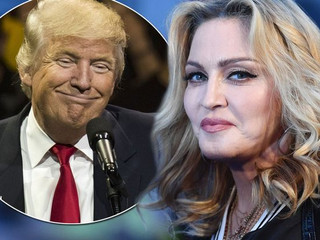 "Donald Trump: ""Madonna es desagradable"""