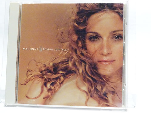 Frozen Remixes - Japan CD Maxi Single