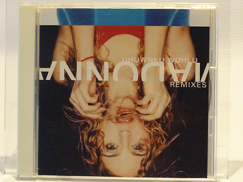 Drowned World Remixes - Japan CD Maxi Single