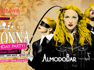 "#61 Birthday Party Madonna ""AlmodoBar"""