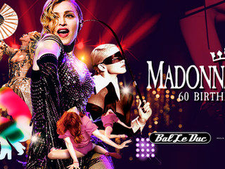 MadonnAmbition 60 Birthday Party en Baleduc Club