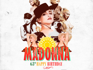 Happy Birthday Madonna en AlmodoBar