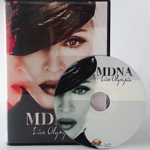 MDNA Live Olympia 2012