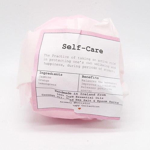 Self Care Aromatherapy Bath Bomb