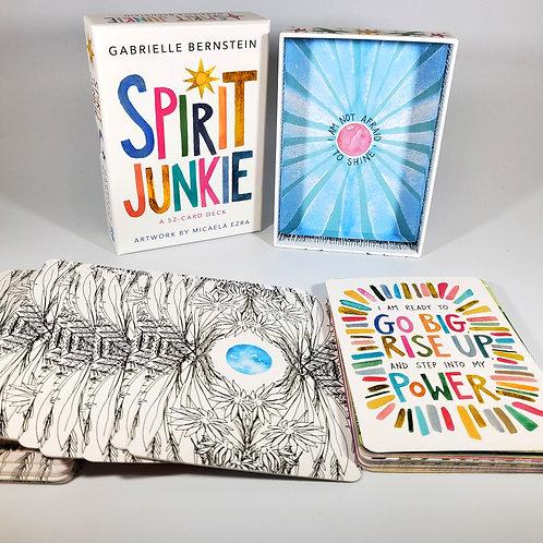Spirit junkie affirmations cards