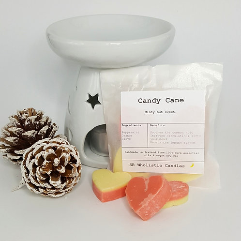 The Christmas Collection Aromatherapy Wax Melts