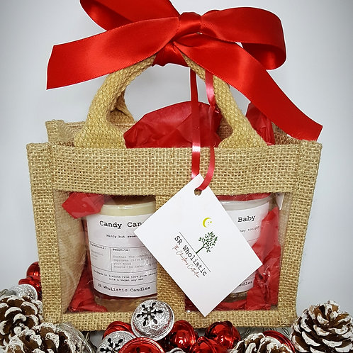 The Christmas Collection - Candle Gift Set