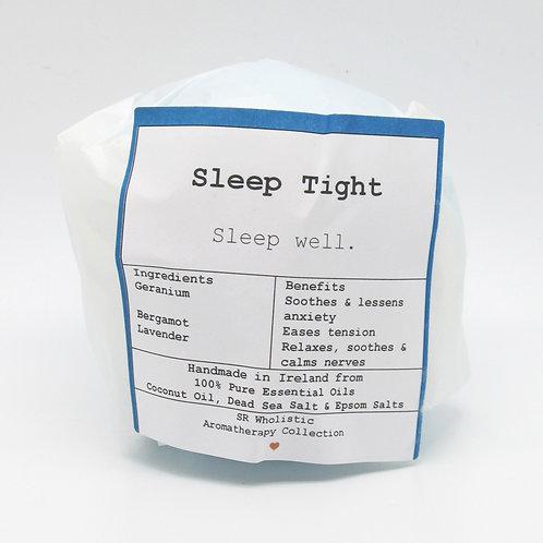 Sleep Tight Aromatherapy Bath Bomb