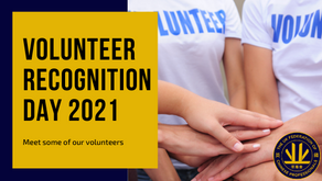 Meet UKFCP's volunteers: Volunteer Recognition Day interviews