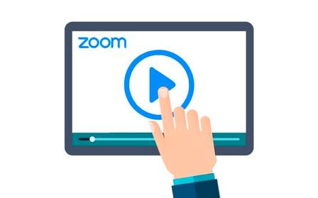 Приглашение на он-лайн группы в ZOOM