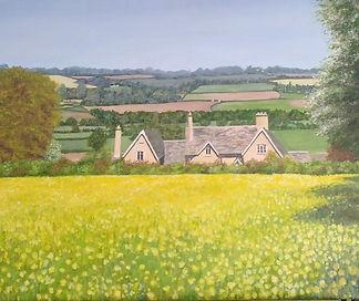 Cotswold Landscape -