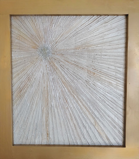 Star Burst 55x62cm Or size to fit your space