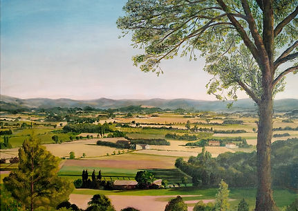 French Landscape 50x60cm