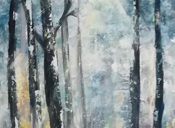 Mistywood 50x70 cm