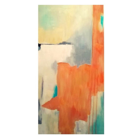 In the Space.70x137cm SOLD