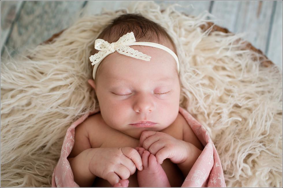 Baby Ivy Ruth | At-Home Newborn Photography | Denver, Colorado | Denver Baby Photographers