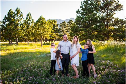The K Family | Large Family Photoshoot | Colorado Family Photographers | Boulder Family Photography