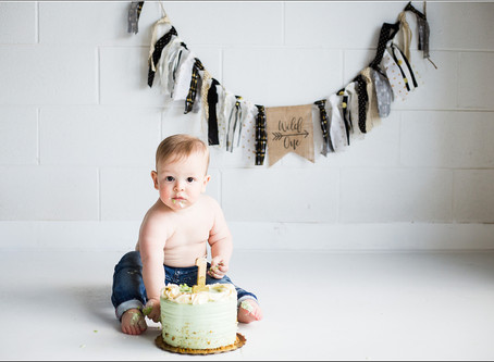 Mason Turns One | Boulder Professional Photographers | First Birthday Pictures | Boulder Kids Photog