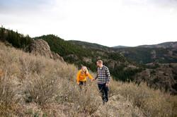 boulder-co-fall-engagement-photos