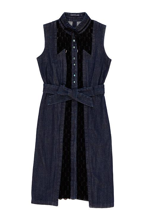 ナバホカッティングドレス