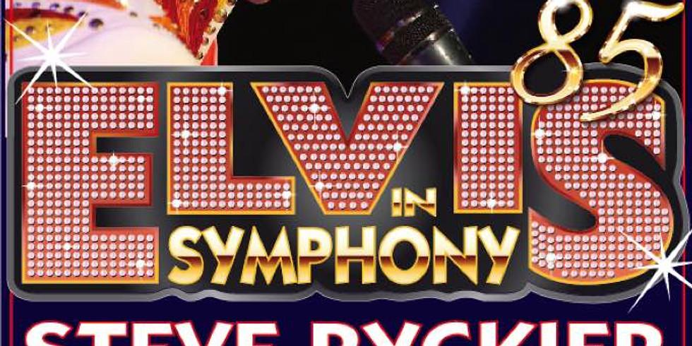 Elvis in symphony