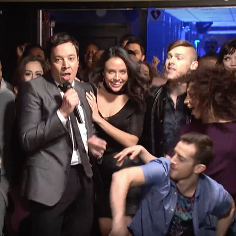 Saturday Night Live ft. Jimmy Fallon & Harry Styles
