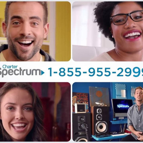 Charter Spectrum Commercial