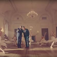 Juan Luis Guerra & Romeo Santos 'Carmin' Music Video