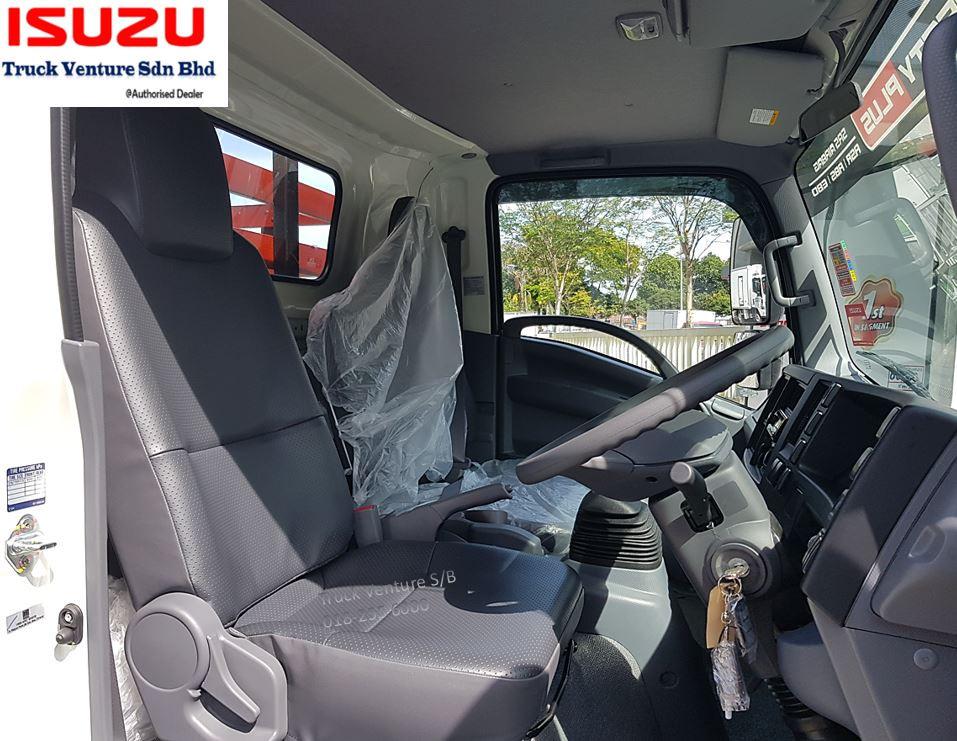 New Lorry, by Isuzu Dealer at Petaling Jaya