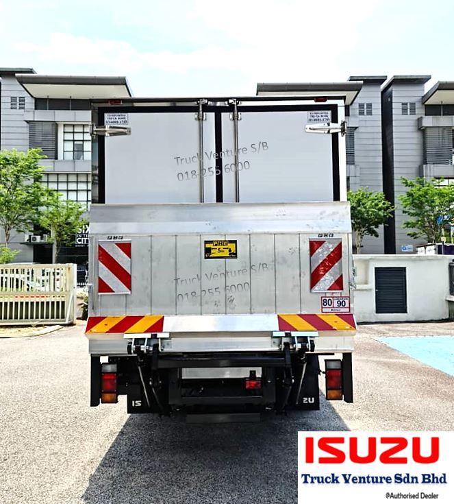 New Lorry Price Isuzu