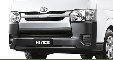 Toyota Hiace Van Front Bumper