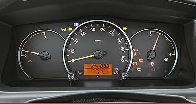 Toyota Hiace Van Meter