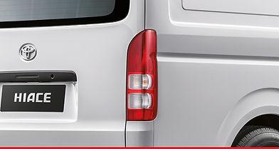 Toyota Hiace Van Rear Lamp