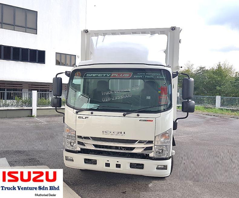 Bonded Lorry
