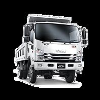 Isuzu NPS 4x4 Truck