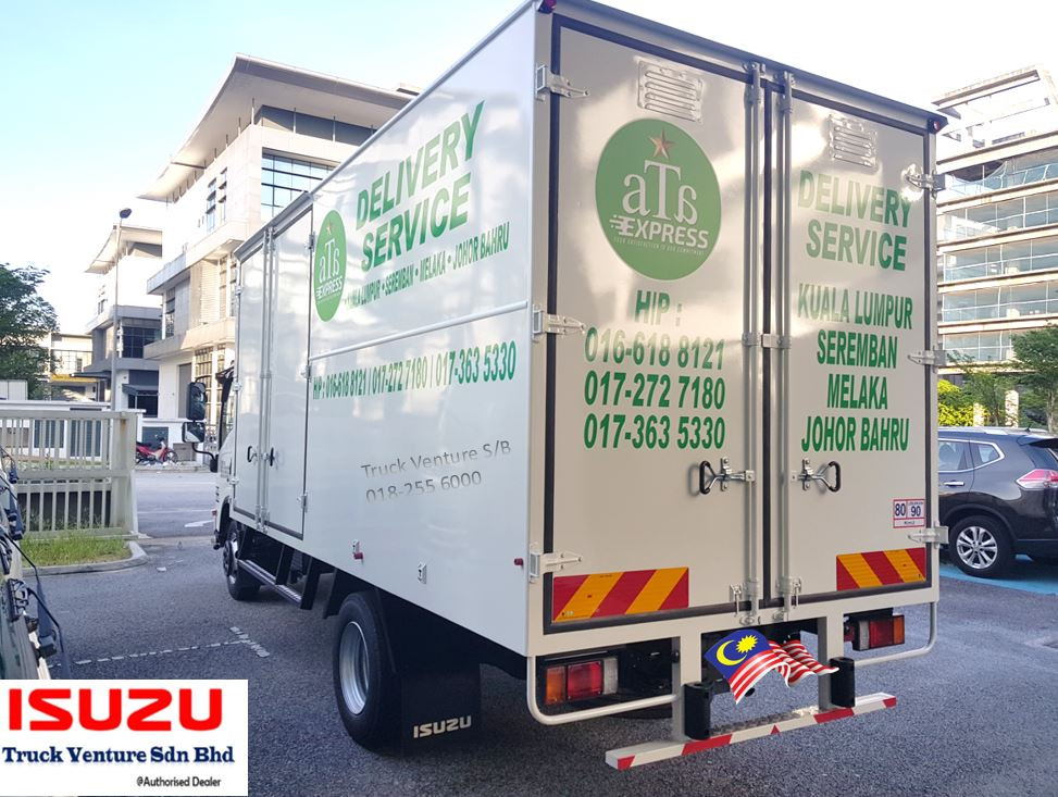 ISUZU Lorry for Delivery Service
