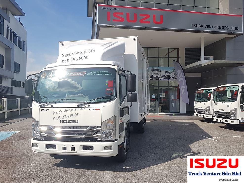 New Isuzu Lorry Bonded 3 Ton