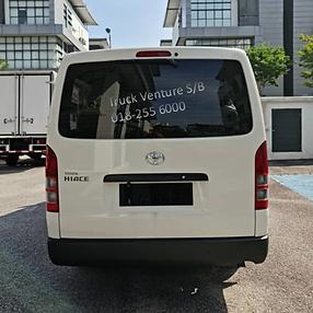 Window Van Conversion