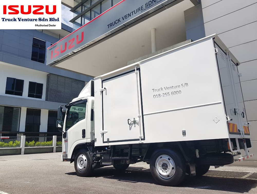New Lorry Showroom at Petaling Jaya