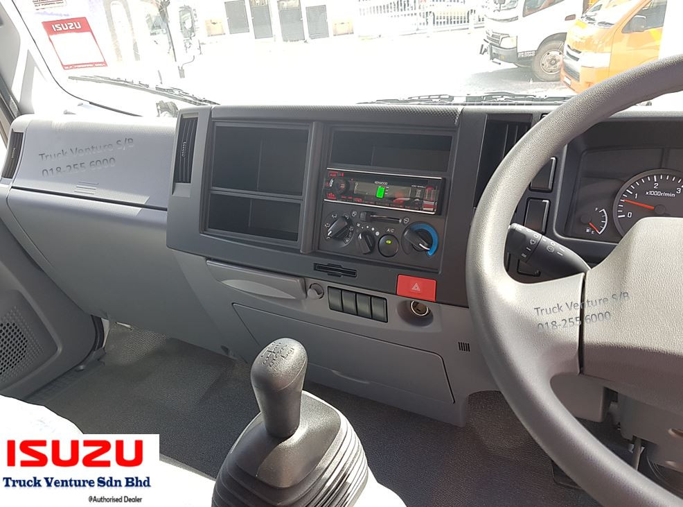 Isuzu Lorry 6 Speed Manual Transmission