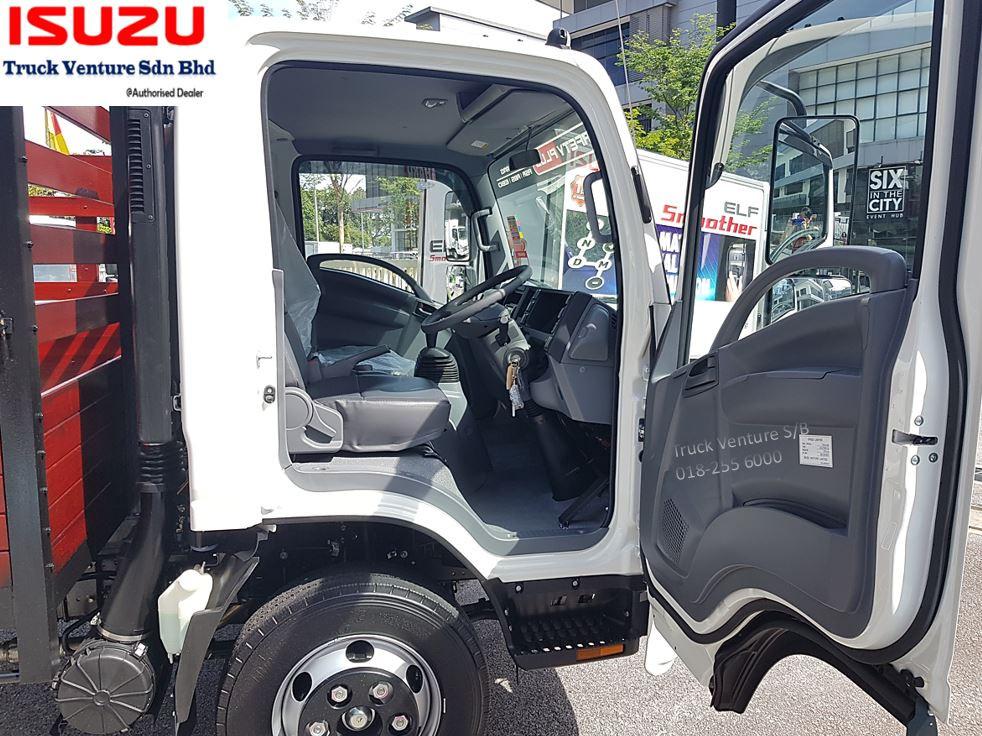 Isuzu Lorry 3 Ton